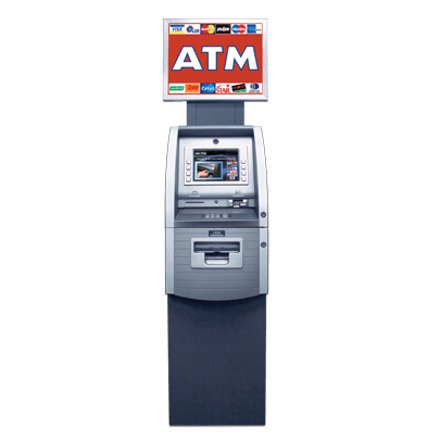 The Hantle C4000 Atm Machine First National Atm