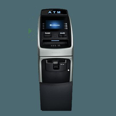 Hyosung NH 2700 ATM MACHINE - First National ATM ...