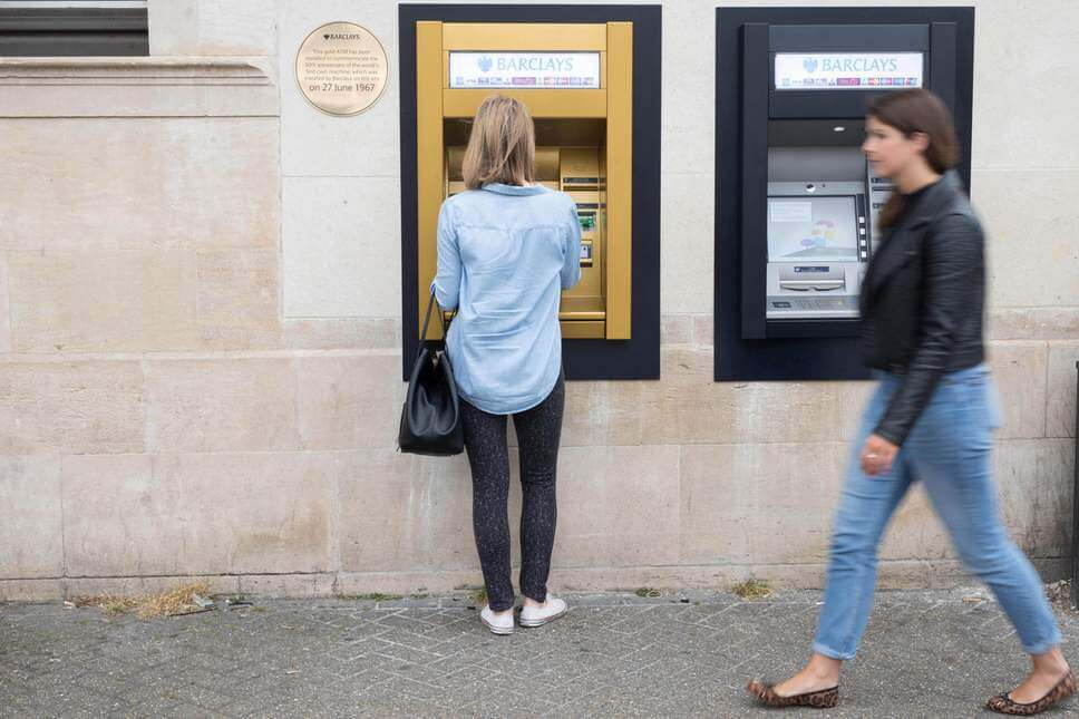 Buy ATMs United States And Canada Fewer ATMs